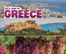 Let's Look at Greece, Hardback Book