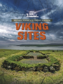 Viking Sites, Paperback / softback Book