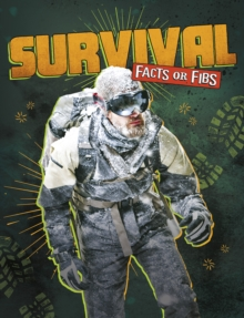 Survival Facts or Fibs, Paperback / softback Book