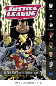 Black Adam and the Eternity War, Paperback Book