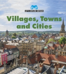 Villages, Towns and Cities, Paperback / softback Book