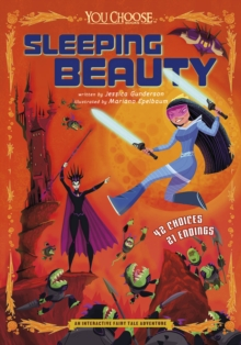 Sleeping Beauty : An Interactive Fairy Tale Adventure, Paperback / softback Book
