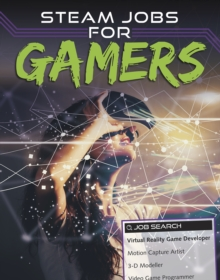 STEAM Jobs for Gamers, Hardback Book