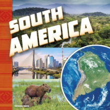 South America, Paperback / softback Book