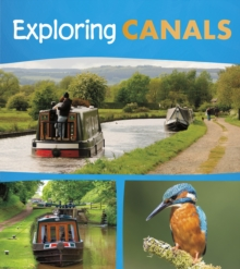 Exploring Canals, Hardback Book