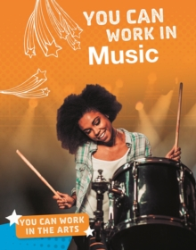 You Can Work in Music, Hardback Book