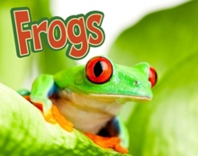 Frogs, Hardback Book