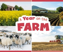 A Year on the Farm, Hardback Book