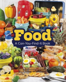 Food : A Can-You-Find-It Book, Paperback / softback Book