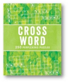 Crossword : 250 Perplexing Puzzles, Spiral bound Book