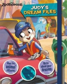Disney Zootropolis Judy's Dream Files, Hardback Book