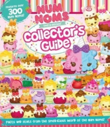 NUM Noms Collector's Guide, Paperback Book