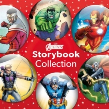 Marvel Avengers Storybook Collection, Hardback Book