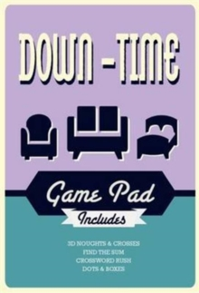 Down-Time Game Pad, Paperback Book