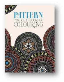 Pattern Pocket Book of Colouring, Paperback Book