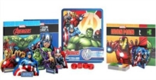 Marvel Avengers Storytelling Adventures : Over 65 Pieces, Mixed media product Book