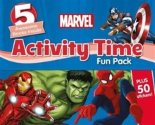 Marvel Activity Time Fun Pack, Mixed media product Book