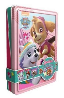 Nickelodeon PAW Patrol Happy Tin, Mixed media product Book