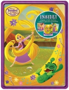 Disney Tangled The Series Happy Tin, Mixed media product Book