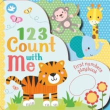 Little Learners 123 Count with Me : First Numbers Playbook, Board book Book