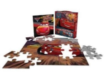 Disney Pixar Cars 3 2-in-1 Puzzle Pack : Activity Book and 2-in-1 Jigsaw Puzzle, Mixed media product Book