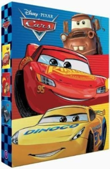 Disney Pixar Cars Slipcase, Hardback Book