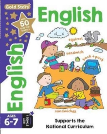 Gold Stars English Ages 6-7 Key Stage 1 : Supports the National Curriculum, Paperback Book