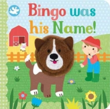 Little Learners Bingo Was His Name! Finger Puppet Book, Board book Book
