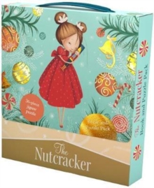 The Nutcracker Book and Puzzle Pack : 36-Piece Jigsaw Puzzle, Mixed media product Book