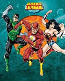 Justice League, Hardback Book