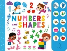 Start Little Learn Big Numbers and Shapes, Board book Book