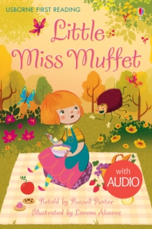 Little Miss Muffet : Usborne First Reading: Level Two, EPUB eBook