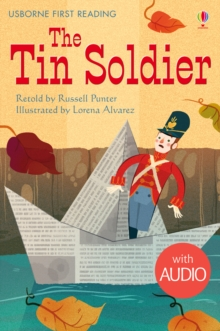 The Tin Soldier : Usborne First Reading: Level Four, EPUB eBook