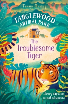The Troublesome Tiger, Paperback Book