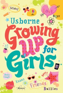 Growing Up for Girls, Hardback Book