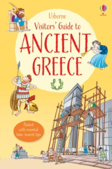 A Visitor's Guide to Ancient Greece, Hardback Book