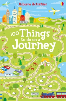 100 Things To Do on a Journey, Paperback / softback Book
