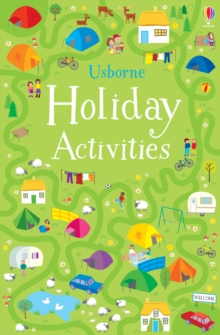 Holiday Activities, Paperback Book