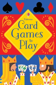 Card Games to Play, Paperback Book