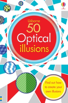 50 Optical Illusions, Paperback Book