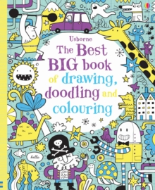 The Best Big Book of Drawing, Doodling & Colouring, Paperback / softback Book