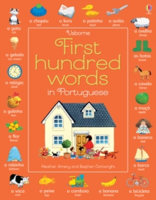 First Hundred Words in Portuguese, Paperback / softback Book