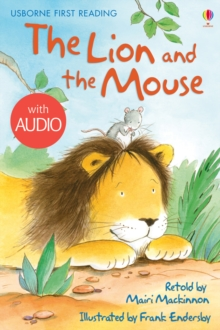 The Lion and the Mouse : Usborne First Reading: Level One, EPUB eBook