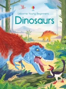 Young Beginners Dinosaurs, Hardback Book