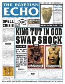 Egyptian Echo, Hardback Book