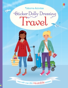 Sticker Dolly Dressing Travel, Paperback / softback Book
