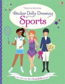 Sticker Dolly Dressing Sports, Paperback / softback Book