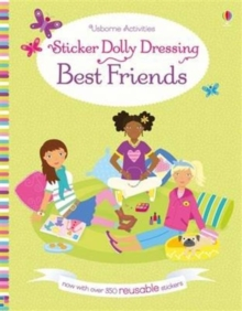 Sticker Dolly Dressing Best Friends, Paperback / softback Book