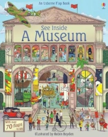 See Inside a Museum, Board book Book