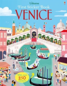 First Sticker Book Venice, Paperback / softback Book